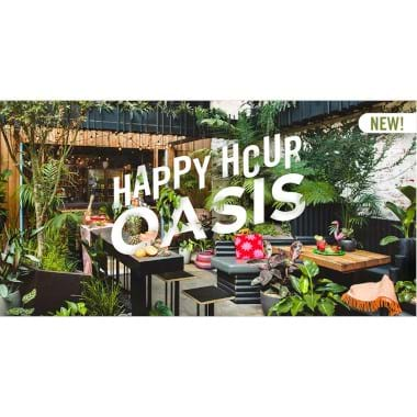 A Happy Hour Oasis | Plant Packages